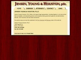 Jensen Young & Houston, PLLC Law Firm Logo