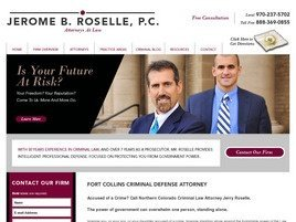 Firm Logo for Jerome B. Roselle, P.C.