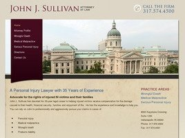 John J. Sullivan Law Firm Logo