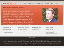 John Morgan, Attorney at Law