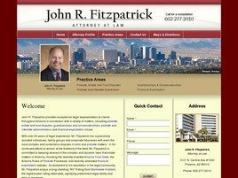 John R. Fitzpatrick, P.C.