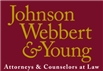 Johnson Webbert & Young L.L.P. Law Firm Logo