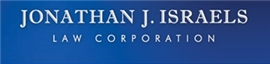 Jonathan J. Israels <br />Law Corporation Law Firm Logo