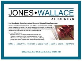 Jones ? Wallace Attorneys