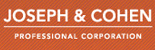 Firm Logo for Joseph Cohen Professional Corporation