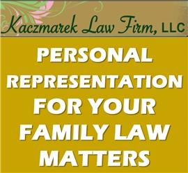 Firm Logo for Kaczmarek Law Firm, LLC