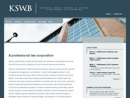 Kantrow, Spaht, Weaver & Blitzer <br />A Professional Law Corporation Law Firm Logo
