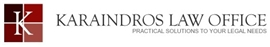 Firm Logo for Karaindros Law Office