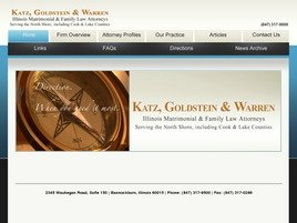 Firm Logo for Katz Goldstein Warren