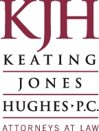 Firm Logo for Keating Jones Hughes P.C.