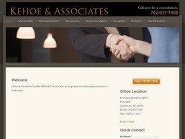 Firm Logo for Kehoe & Associates