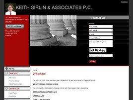Firm Logo for Keith Sirlin Associates P.C.