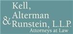 Kell, Alterman & Runstein, L.L.P. Law Firm Logo