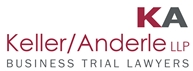 Firm Logo for Keller/Anderle LLP