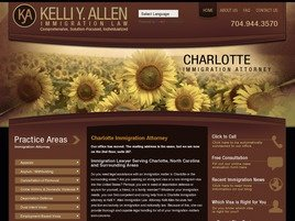 Firm Logo for Kelli Y. Allen Immigration Law