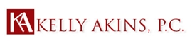 Kelly Akins, P.C. Law Firm Logo