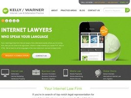 Firm Logo for Kelly / Warner, PLLC