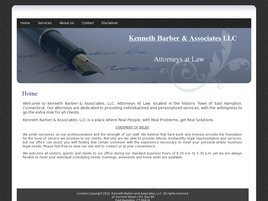Firm Logo for Kenneth Barber Associates LLC