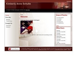 Kimberly Anne Schulte Law Firm Logo