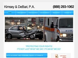 Kimsey Law Firm, P.A.
