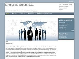 Firm Logo for King Legal Group S.C.