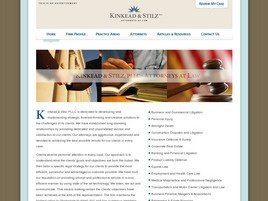 Firm Logo for Kinkead & Stilz, PLLC