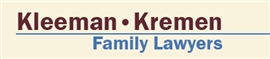 Firm Logo for Kleeman Kremen Family Lawyers