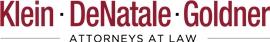 Firm Logo for Klein, DeNatale, Goldner, <br />Cooper, Rosenlieb & Kimball, LLP