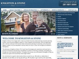 Firm Logo for Knighton Stone PLLC