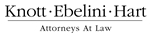 Knott Ebelini Hart Law Firm Logo
