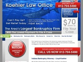 Firm Logo for Koehler Law Office