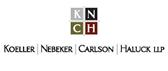 Firm Logo for             Koeller Nebeker Carlson Haluck LLP