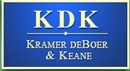 Kramer, deBoer & Keane Law Firm Logo