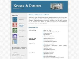 Firm Logo for Krasny Dettmer
