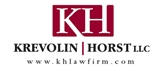Krevolin & Horst, LLC Law Firm Logo