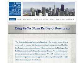 Firm Logo for Keller, Sloan, Roman <br />& Holland LLP