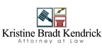 Kristine Bradt Kendrick <br />Attorney at Law Law Firm Logo