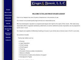 Firm Logo for Kruger Benoit L.L.C.