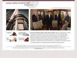 Firm Logo for Lamar Archer Cofrin LLP