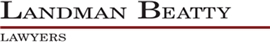 Firm Logo for Landman Beatty, Lawyers