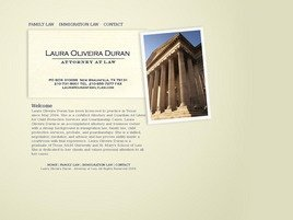 Firm Logo for Laura Oliveira Duran
