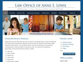 Firm Logo for Law Office of Anne E. Lewis