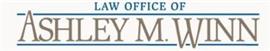 Law Office of <br />Ashley M. Winn Law Firm Logo