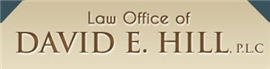 Firm Logo for Law Office of David E. Hill P.L.C.