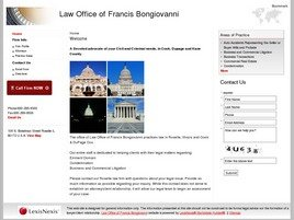 Firm Logo for Law Office of Francis Bongiovanni