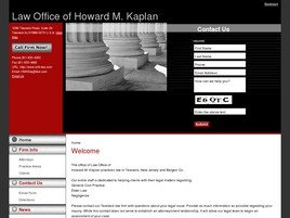 Firm Logo for Law Office of Howard M. Kaplan