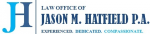 Firm Logo for Law Office of <br />Jason M. Hatfield, P.A.