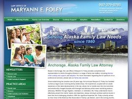 Firm Logo for Law Office of Maryann E. Foley