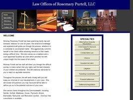 Firm Logo for Law Office of <br />Rosemary Purtell, LLC