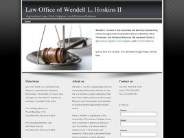 Law Office of Wendell L. Hoskins II